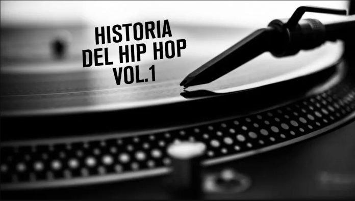 Vinilo historia del hip hop segunda parte
