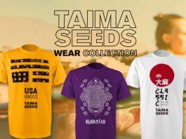 Camisetas taima seeds