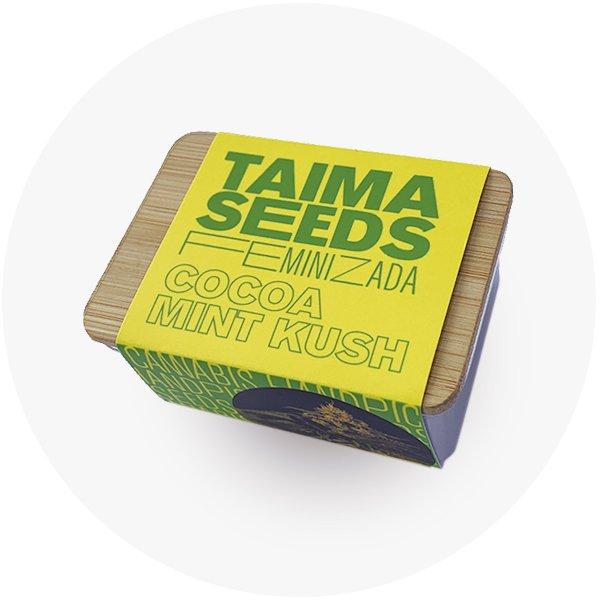 Caja cocoa mint kush