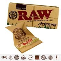 Papel de liar Raw King Size Artesano