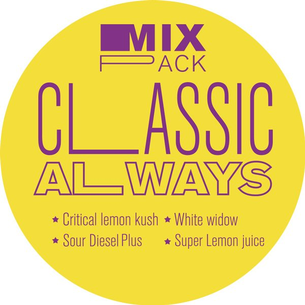 Mix Pack classic always