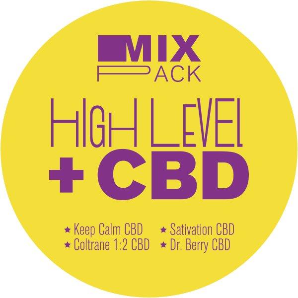 Mix pack high level CDB