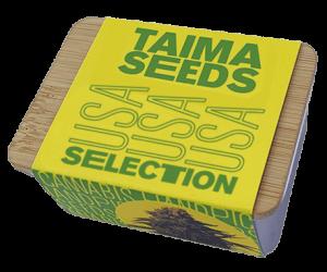 caja USA SELECTION semillas de marihuana americanas