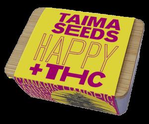 Happy line +THC semillas de marihuana