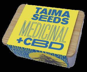 Medidinal +CBD semillas de marihuana