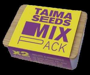 Mix pack de semillas de marihuana