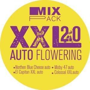 Mix semillas autoflorecientes 2.0